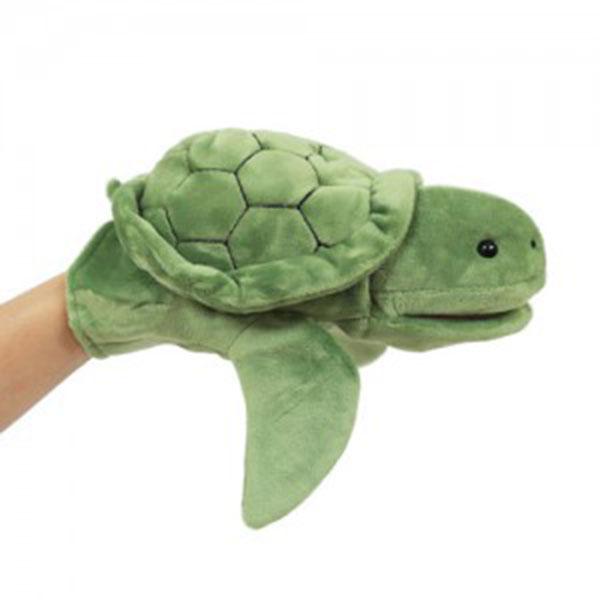 매직캐슬 말하는손인형 거북이(2743)