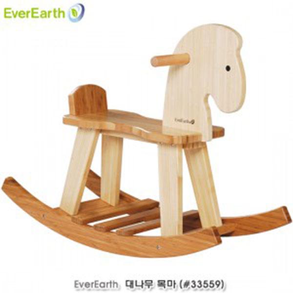 에버어쓰(EverEarth) 대나무목마 (말타기 #33559)