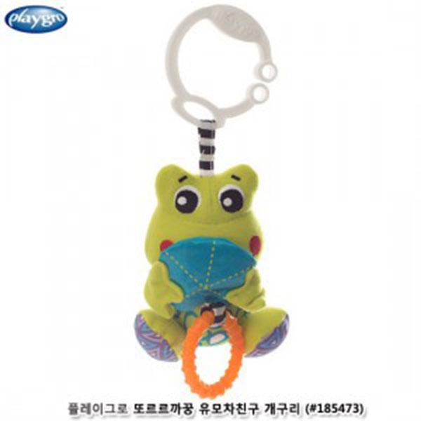 플레이그로 또르르까꿍 유모차친구 개구리 (#185473)