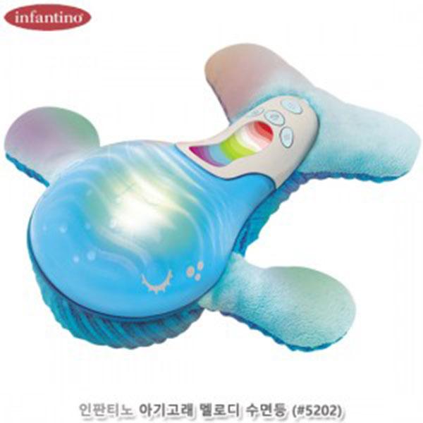 인판티노 멜로디 아기고래 수면등 (#5202)