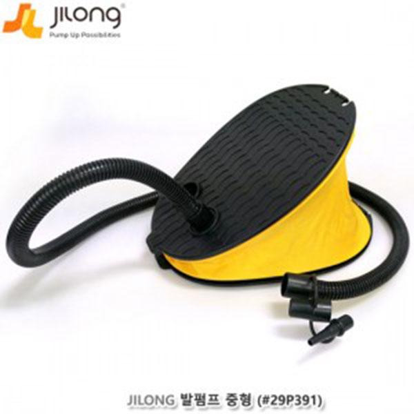 JILONG 발펌프 중형 (공기주입및배출 #29P391)