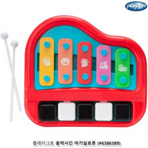 플레이그로 음악시간 아기실로폰 (#6386389)