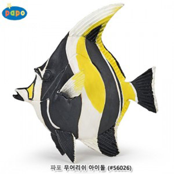 파포 (해양동물 모형완구) 무어리쉬 아이돌 (#56026)