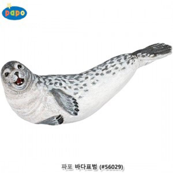 파포 (해양동물 모형완구) 바다표범 (#56029)