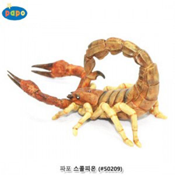 파포 (동물 모형완구) 스콜피온 (#50209)