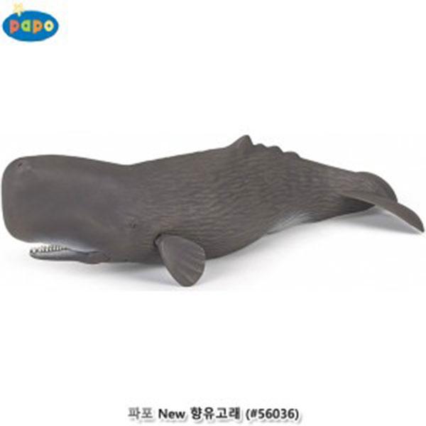파포 (해양동물 모형완구) New 향유고래 (#56036)