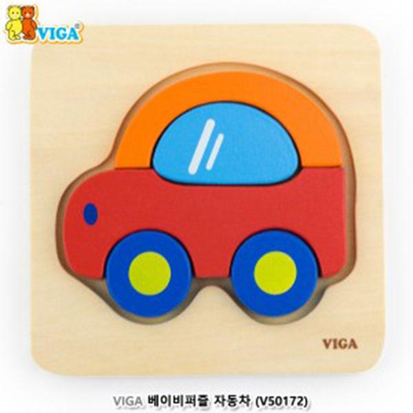 비가(VIGA) 베이비퍼즐 자동차 (V50172)