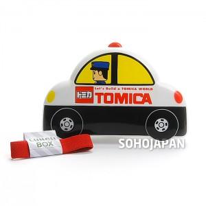 토미카 1단 도시락(경찰차)