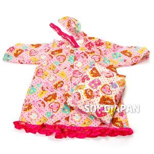 프린트 아동 비옷(도너츠)