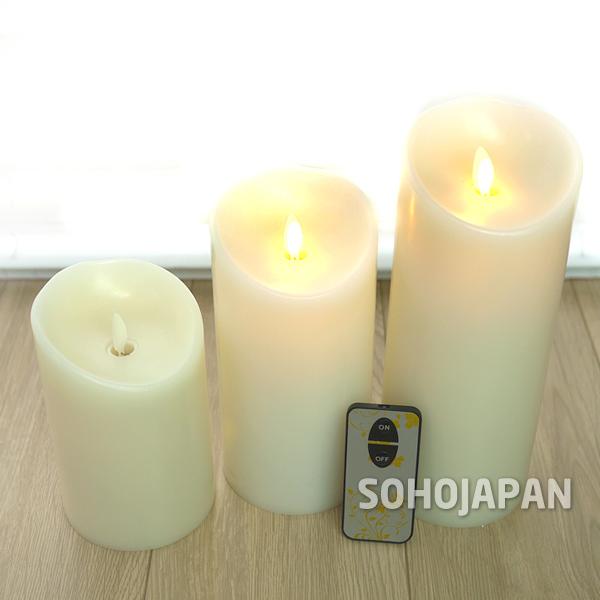 LED 양초캔들 리모콘_소