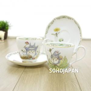 토토로 노리다케 커피잔세트