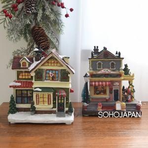 크리스마스 미니어쳐 하우스 전구