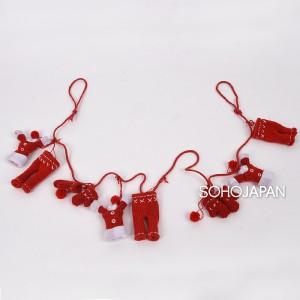 산타옷 니트 가렌더 소
