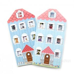 무민 하우스 포스트잇