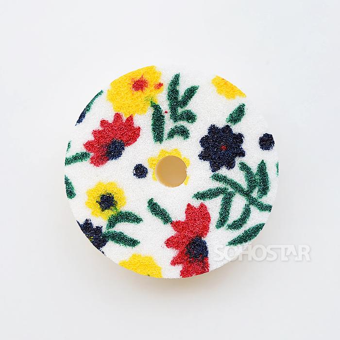 포코 ID 수세미(리필용 꽃)