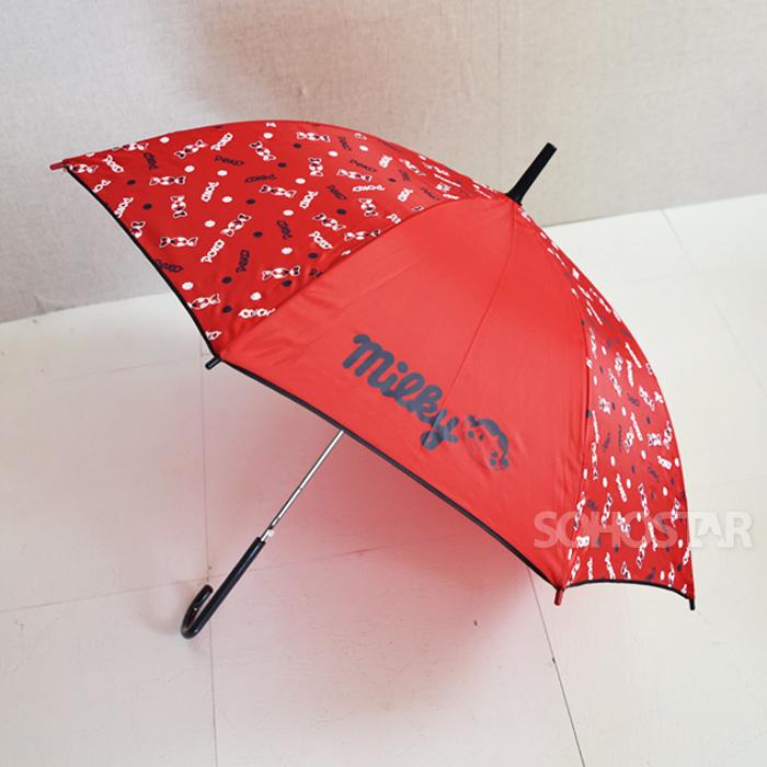 페코짱 자동 장우산(55cm)