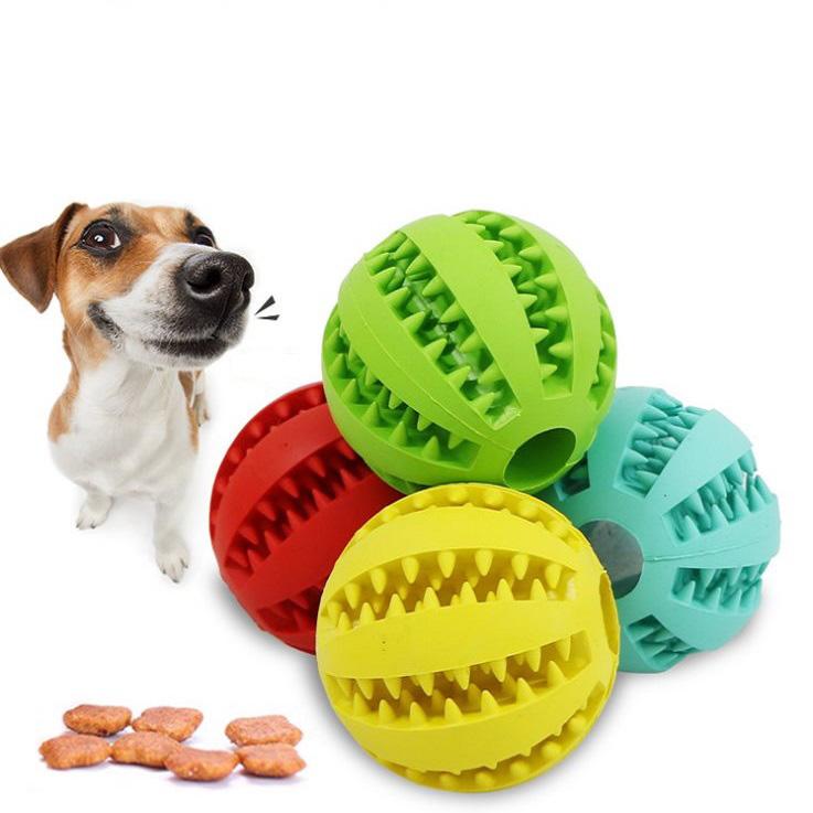 애견 중형 장난감 스낵볼 강아지 츄잉볼