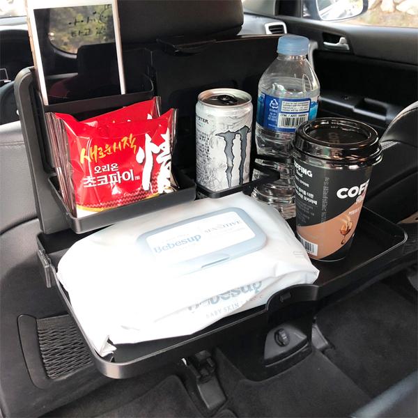 차량용 테이블 멀티 스마트 트레이