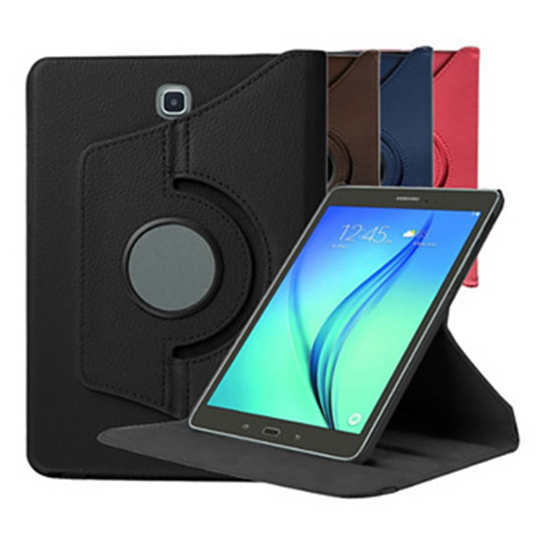 갤럭시탭 A 8.0 착한 태블릿 다이어리 케이스 회전형 T380/T385