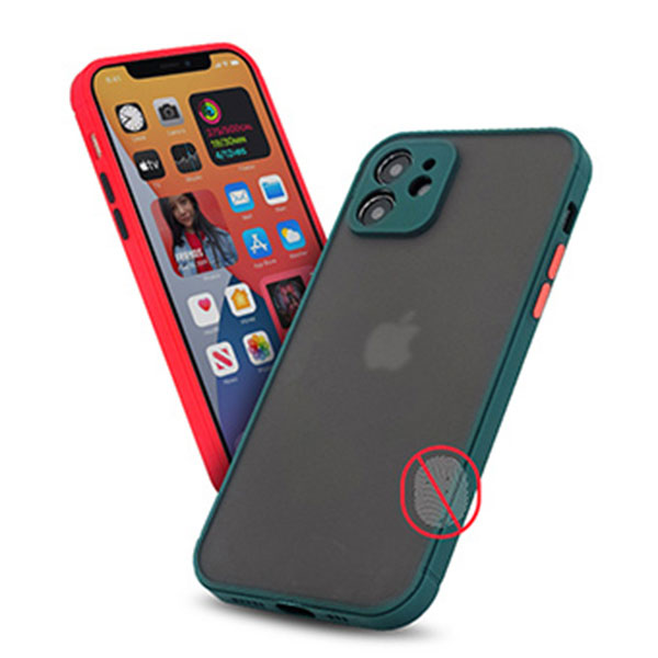 아이폰 13 파스텔 쉴드 케이스 카메라 쉴드타입