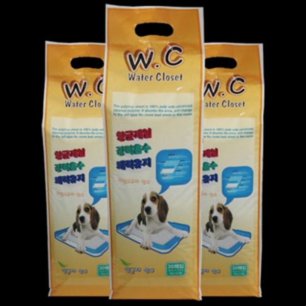 W.C 강아지 배변패드 30매