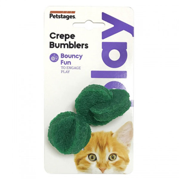펫스테이지 크레페 범블러즈 고양이 장난감