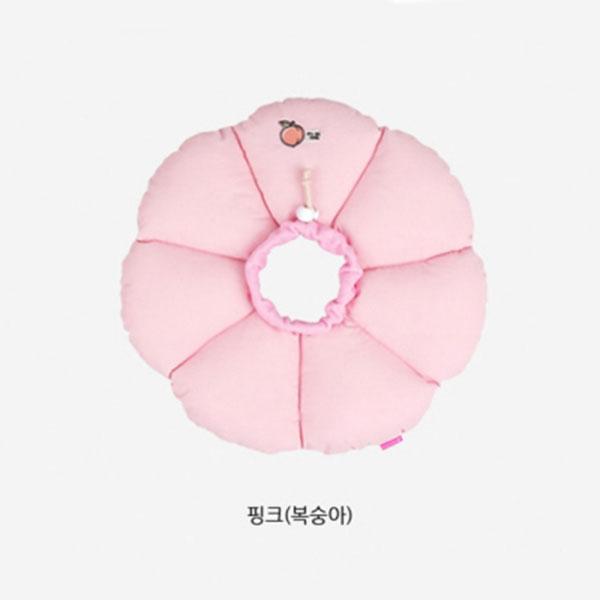 패리스독 꿀잠카라 핑크