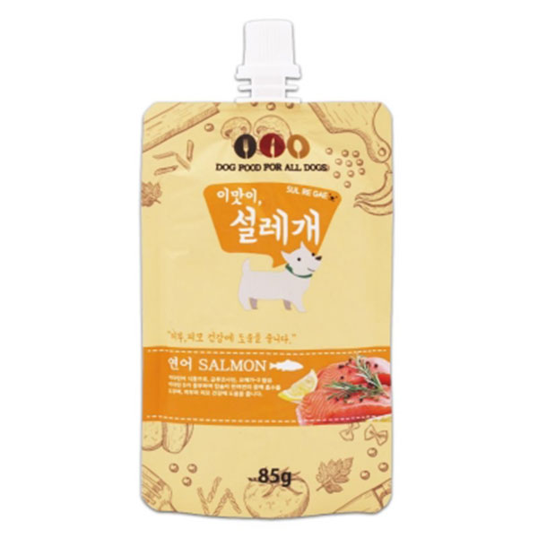 이맛이,설레개 연어 피부 건강에 도움 85g
