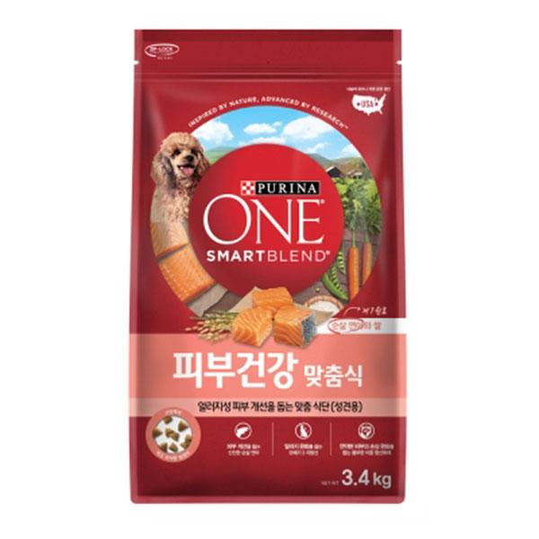 퓨리나 원 피부건강 3.4kg
