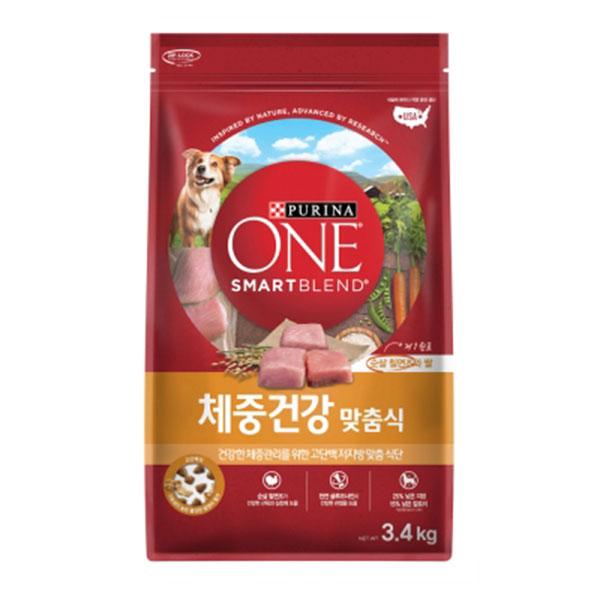 퓨리나 원 체중건강 3.4kg