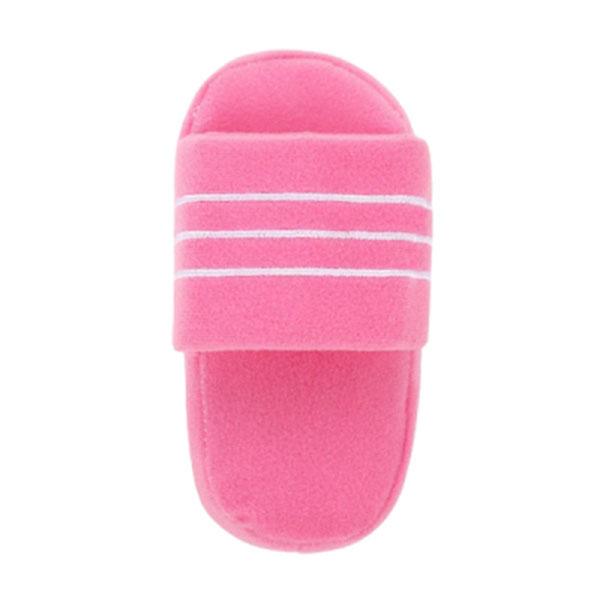 베스트에버 삼선슬리퍼 찍찍삑삑 핑크