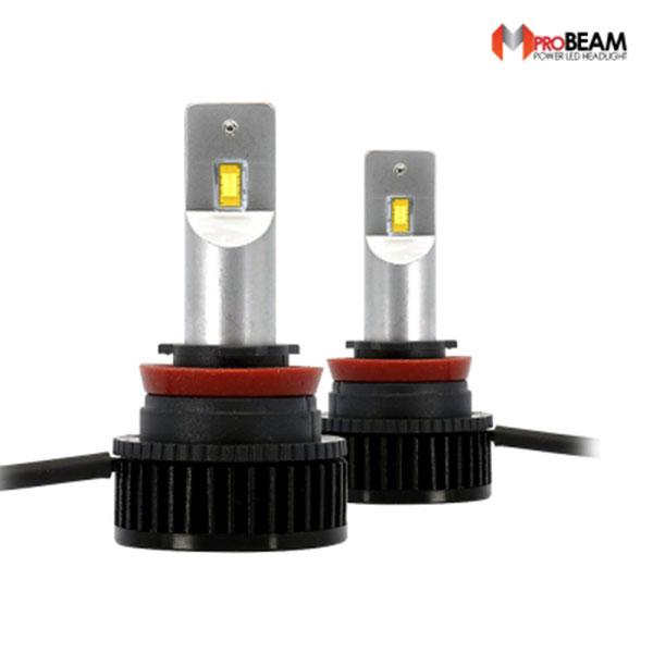 12V용 LED안개등 H8-H11겸용 엠프로빔실버에디션V2 2개 1세트