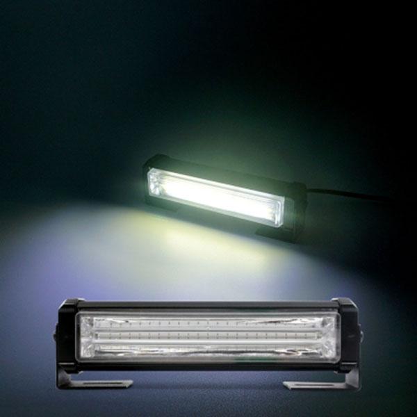 12-24V겸용 COB면발광 LED바라이트 1구 화이트