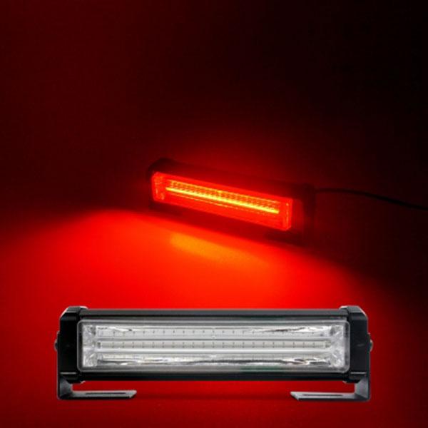 12-24V겸용 COB면발광 LED바라이트 1구 레드