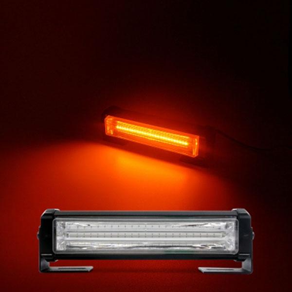 12-24V겸용 COB면발광 LED바라이트 1구 옐로우