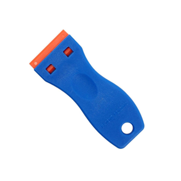 플라스틱 칼날 스크래퍼 / 썬팅 랩핑 PPF작업후 접착잔여물 제거등