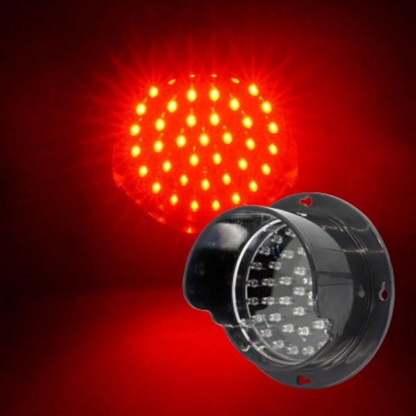 24V용 LED싸인보드 경광등 레드LED
