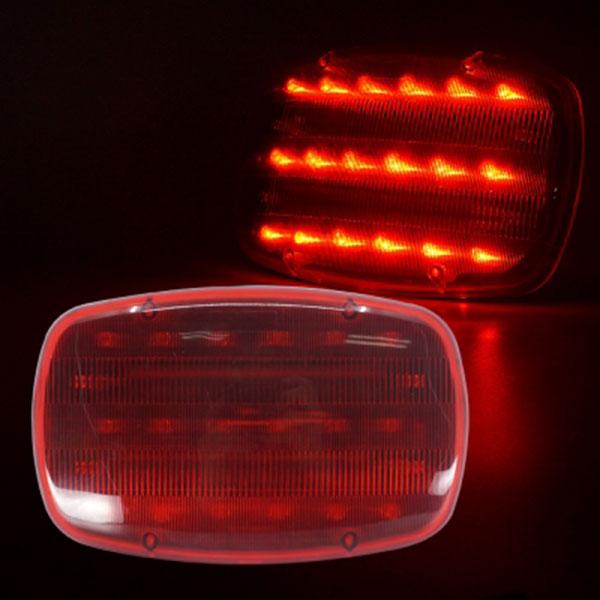 비상 자석 LED경광등 레드LED AAA