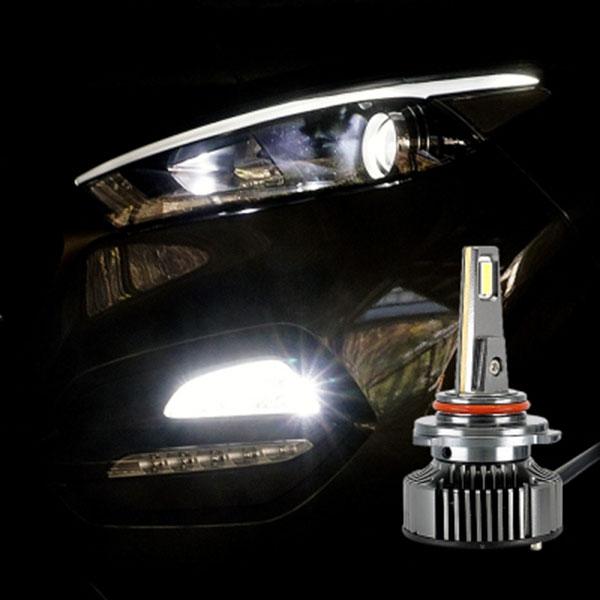 12V-24V겸용 LED전조등 LED안개등 9005타입 엠프로빔V13 2개 1세트