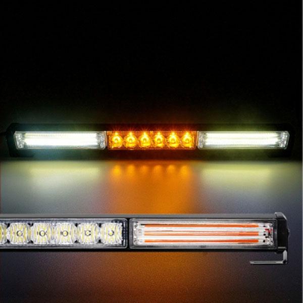 12-24V NEW LED바라이트 3구 NO.3200 화이트-옐로우-화이트LED