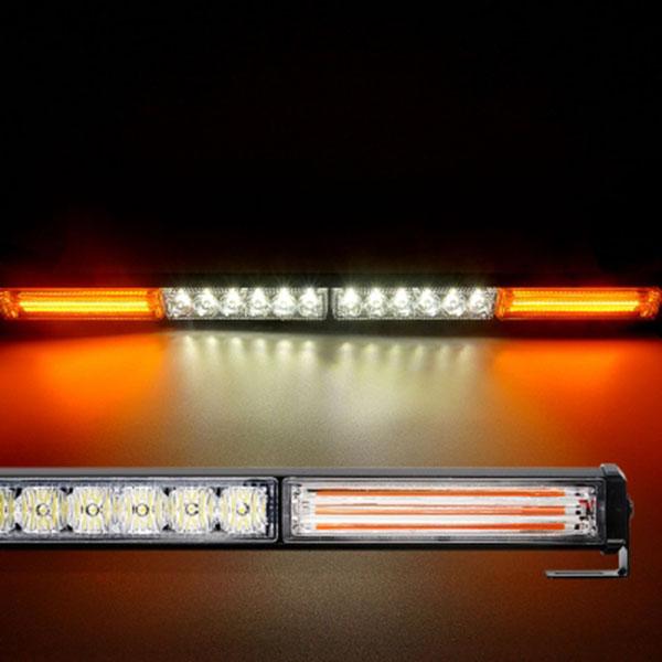 12-24V NEW LED바라이트 4구 NO.4200 옐로우-화이트-화이트-옐로우LED