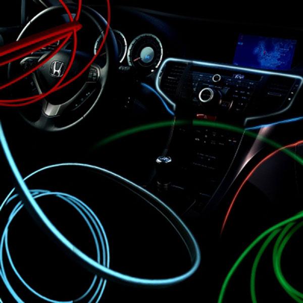 12V용 스마트 EL와이어 무드등 LED