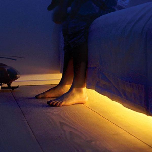 동작 감지 센서 LED바 DIY세트 / 침대 주방 거실 무드등 간접등 센서등 인테리어 조명