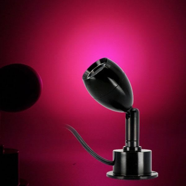 5V전용 USB 스위치 LED미니써치 S101 핑크LED