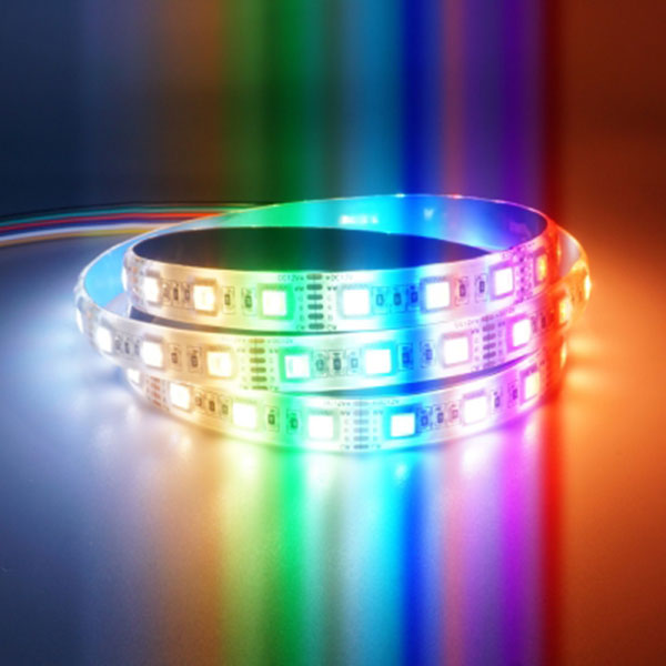 12V용 RGBWW LED바 10cm당