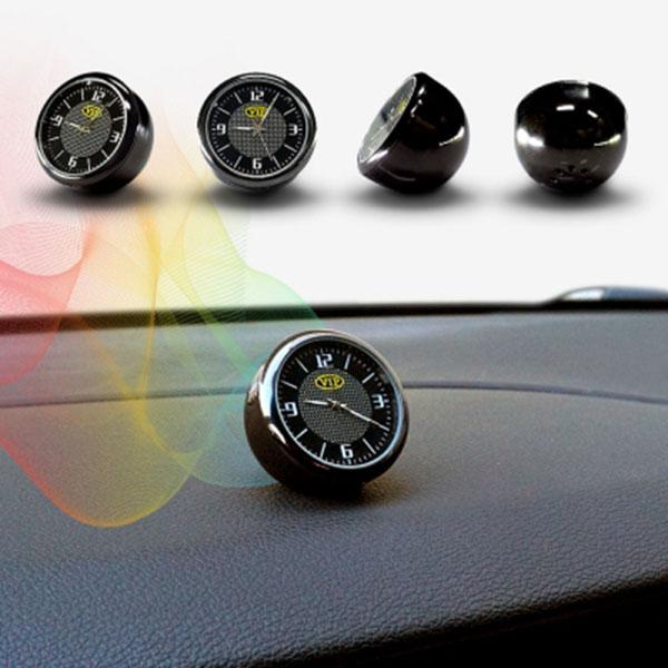 VIP 대쉬보드&송풍구 아날로그시계