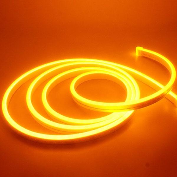 길이를 원하는대로 DC5V용 실리콘면발광V3 LED바 옐로우LED 10cm당 가격