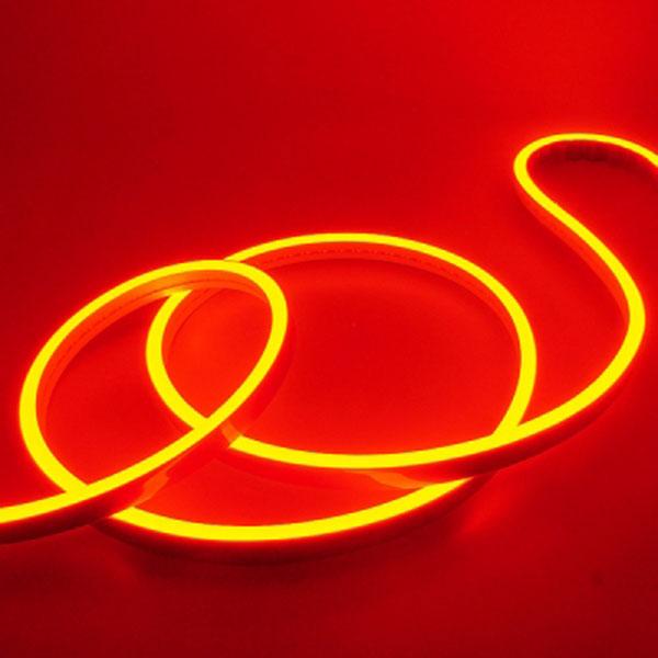 길이를 원하는대로 DC5V용 실리콘면발광V3 LED바 오렌지LED 10cm당 가격