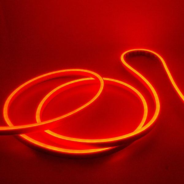 길이를 원하는대로 DC5V용 실리콘면발광V3 LED바 레드LED 10cm당 가격