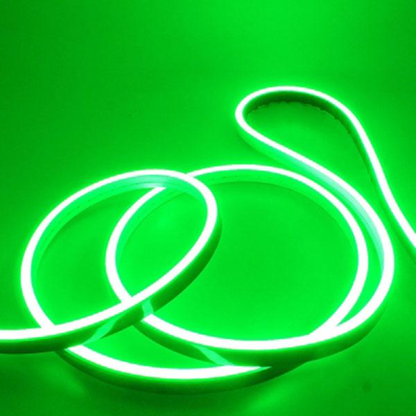 길이를 원하는대로 DC5V용 실리콘면발광V3 LED바 그린LED 10cm당 가격